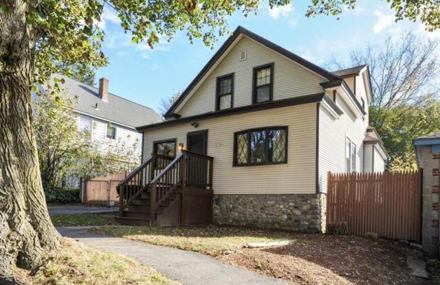 22 Bedford Ave., Worcester, MA 01604 (MLS #72511741) :: The Russell Realty Group