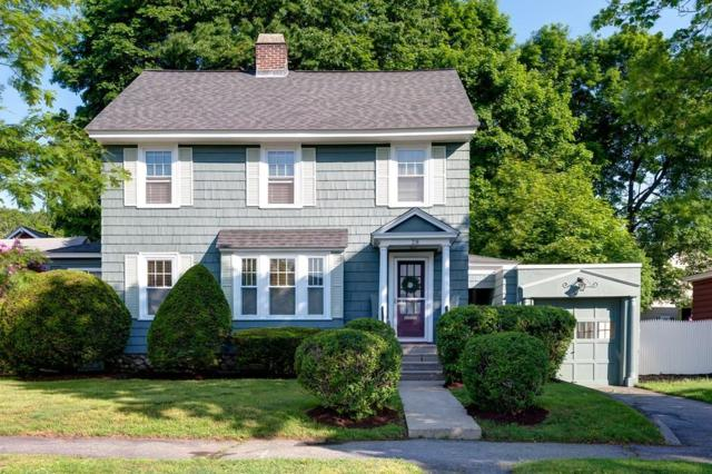 28 Monroe Ave., Worcester, MA 01602 (MLS #72512180) :: Apple Country Team of Keller Williams Realty
