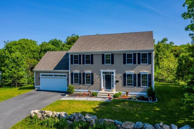 127 Russells Mills Road, Dartmouth, MA 02748 (MLS #72512335) :: The Russell Realty Group