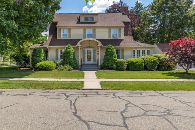 73 Ellington St., Longmeadow, MA 01106 (MLS #72512374) :: Kinlin Grover Real Estate