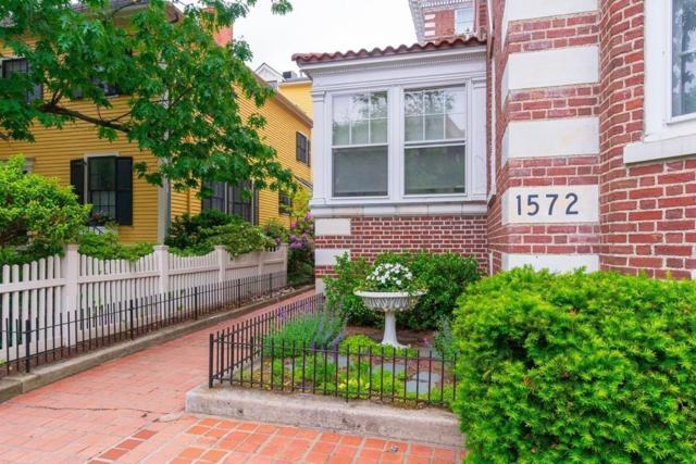 1572 Massachusetts Ave #34, Cambridge, MA 02138 (MLS #72512425) :: DNA Realty Group