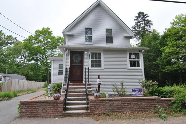283 W Chestnut St, Brockton, MA 02301 (MLS #72512555) :: The Gillach Group