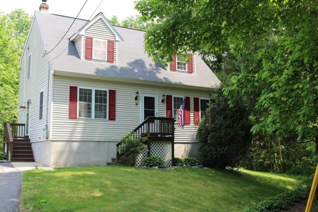 41 Carmicle Dr., Taunton, MA 02780 (MLS #72512696) :: Trust Realty One