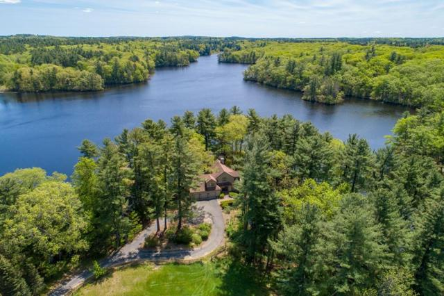 19 S Great Rd, Lincoln, MA 01773 (MLS #72512742) :: The Muncey Group