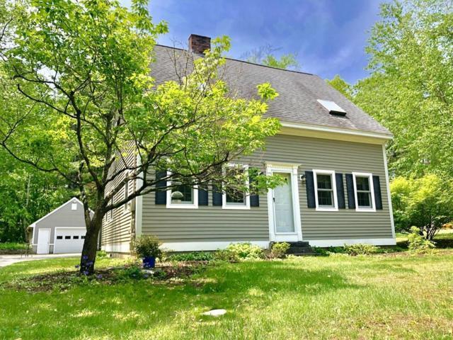 2 Tuckers Ln, Amesbury, MA 01913 (MLS #72512796) :: Welchman Torrey Real Estate Group