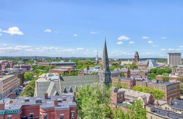 1105 Massachusetts Avenue 11C, Cambridge, MA 02138 (MLS #72512929) :: Spectrum Real Estate Consultants