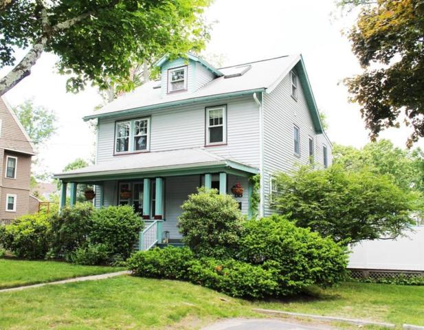 88 High Street, Needham, MA 02494 (MLS #72513019) :: The Russell Realty Group