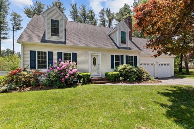 164 Partridge Circle, Taunton, MA 02780 (MLS #72513080) :: Trust Realty One