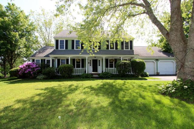 8 Knoll Top, Sandwich, MA 02644 (MLS #72513081) :: Compass