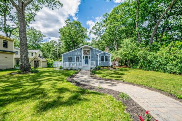 205 Barton Rd, Stow, MA 01775 (MLS #72513194) :: Kinlin Grover Real Estate