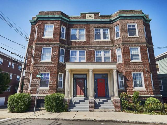 112 Bellingham St #3, Chelsea, MA 02150 (MLS #72513469) :: The Russell Realty Group