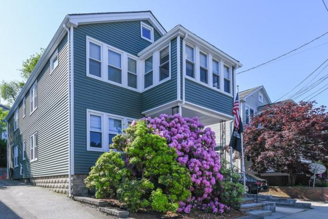 27 Kondazian St #27, Watertown, MA 02472 (MLS #72513474) :: Lauren Holleran & Team