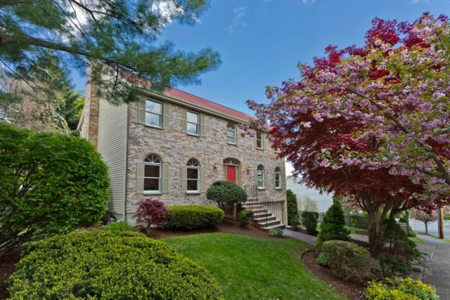 5 Mansion Rd, Wakefield, MA 01880 (MLS #72513593) :: Exit Realty
