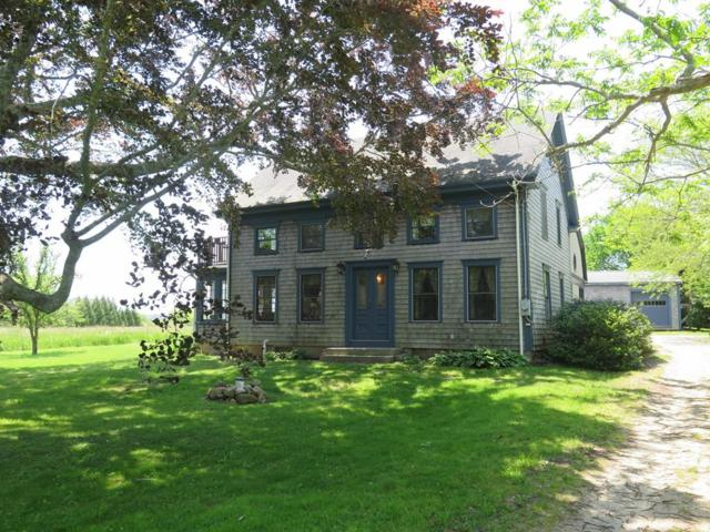 1 Old Horseneck Rd, Westport, MA 02790 (MLS #72513665) :: The Russell Realty Group