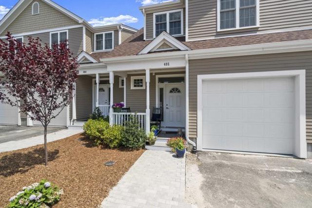 70 Endicott Street #1304, Norwood, MA 02062 (MLS #72513943) :: Trust Realty One