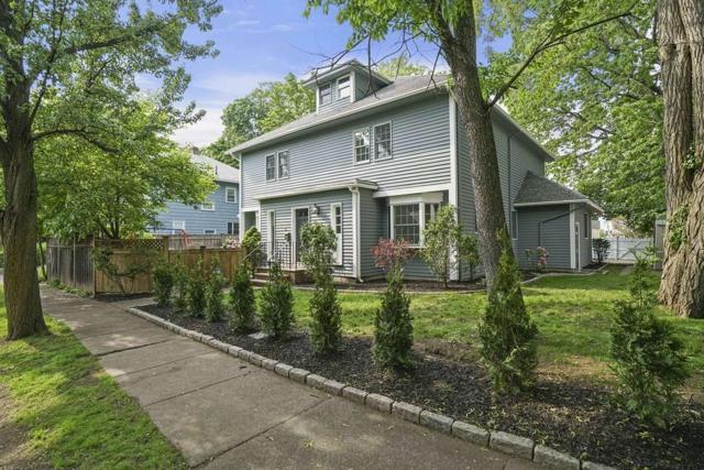 3 Adams Th, Brookline, MA 02446 (MLS #72514089) :: Vanguard Realty