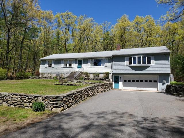137 Harvard Rd, Stow, MA 01775 (MLS #72514161) :: Kinlin Grover Real Estate