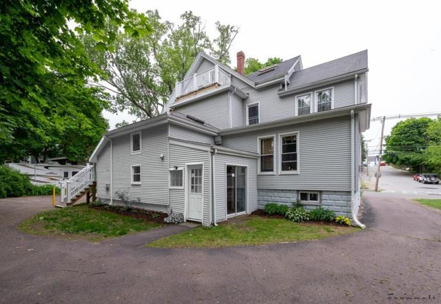 12 Manning St #5, Ipswich, MA 01938 (MLS #72514170) :: Trust Realty One