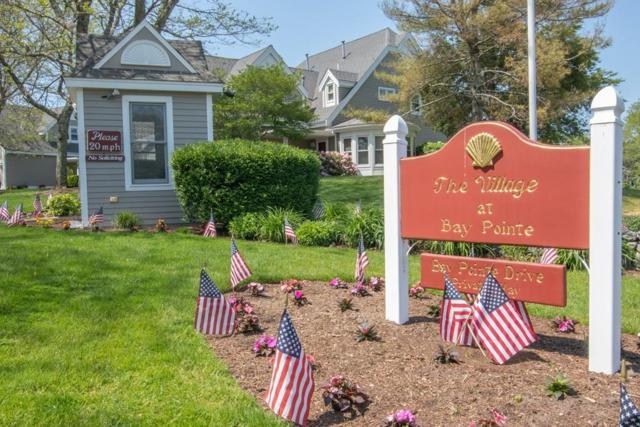 63 Bay Pointe Dr Ext #63, Wareham, MA 02571 (MLS #72514263) :: Kinlin Grover Real Estate