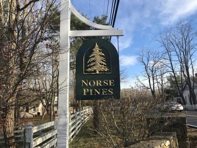 3 Norse Pines Lot 39, Sandwich, MA 02537 (MLS #72514362) :: The Russell Realty Group
