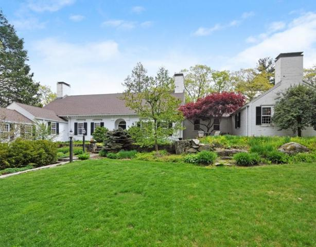 40 Huckleberry Hill Road, Lincoln, MA 01773 (MLS #72514431) :: The Muncey Group