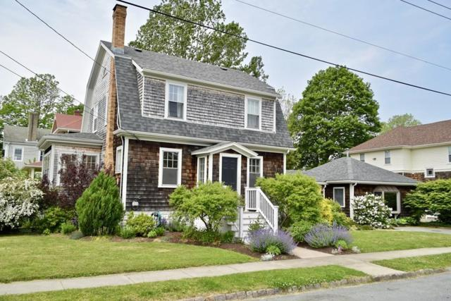 70 Chestnut St, Fairhaven, MA 02719 (MLS #72514471) :: Trust Realty One