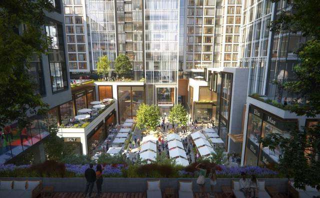 133 Seaport Boulevard #1021, Boston, MA 02210 (MLS #72514800) :: The Russell Realty Group
