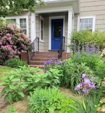 37 Gorham #2, Brookline, MA 02445 (MLS #72514868) :: Vanguard Realty