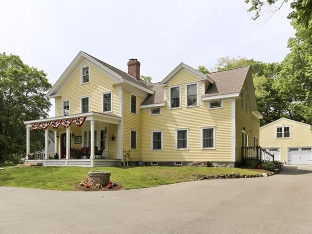 8 South Street, Easton, MA 02375 (MLS #72514874) :: Apple Country Team of Keller Williams Realty