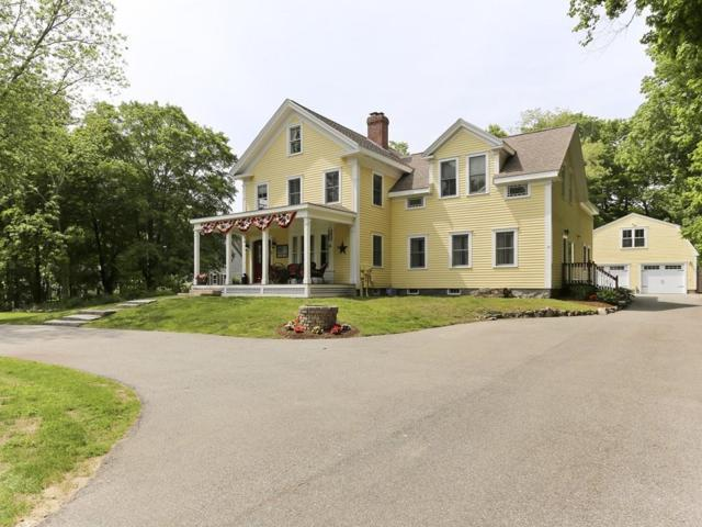 8-10 South Street, Easton, MA 02375 (MLS #72514875) :: Apple Country Team of Keller Williams Realty