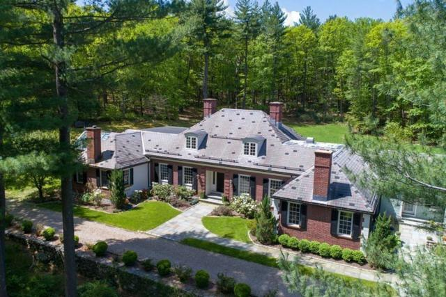 150 Pond Road, Wellesley, MA 02482 (MLS #72515145) :: Compass