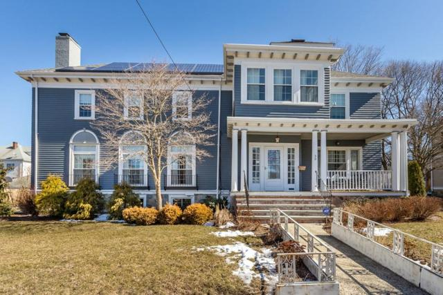30 Belcher Ave, Brockton, MA 02301 (MLS #72515237) :: The Gillach Group