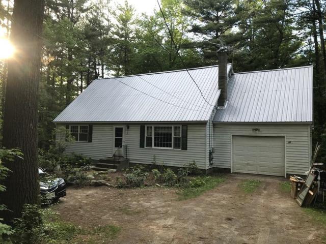 67 Baker Rd, Shutesbury, MA 01072 (MLS #72515408) :: Kinlin Grover Real Estate