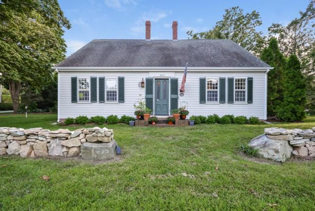 447 Route 6A, Yarmouth, MA 02675 (MLS #72515498) :: DNA Realty Group