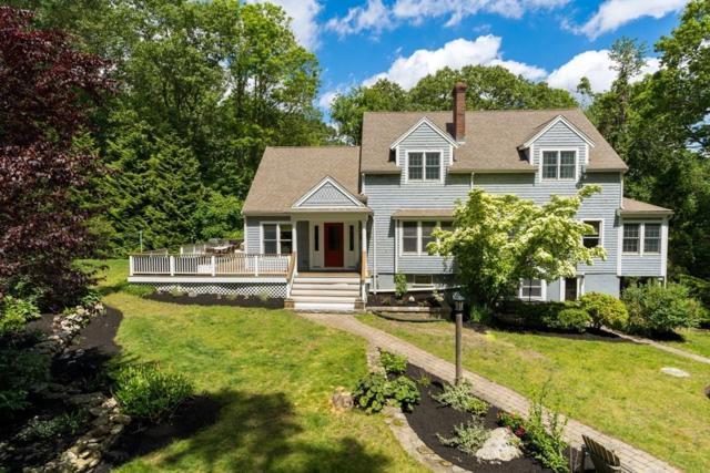 185 Damons Point Rd, Marshfield, MA 02050 (MLS #72515545) :: Kinlin Grover Real Estate