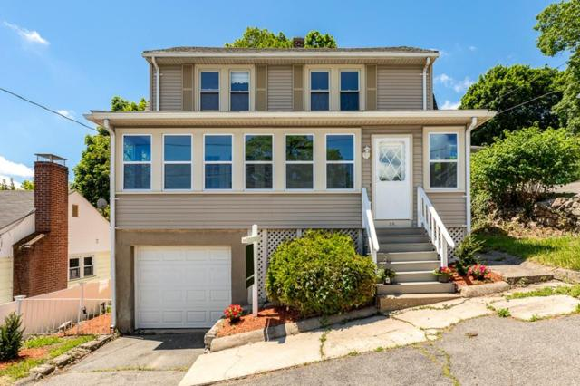 28 Raymond St, Medford, MA 02155 (MLS #72515735) :: Exit Realty