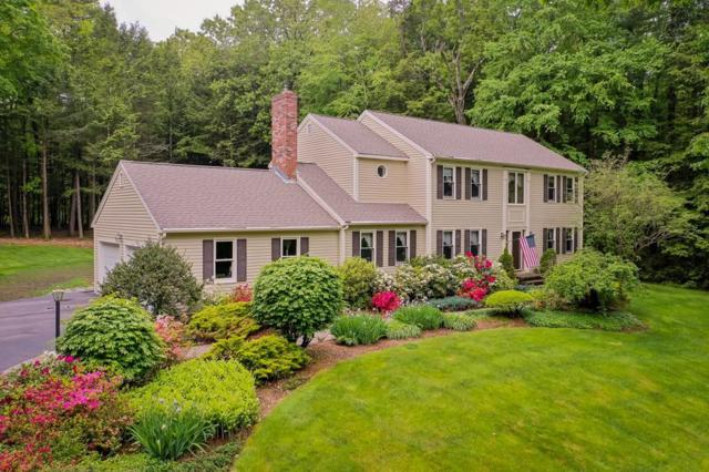 56 Throne Hill Road, Groton, MA 01450 (MLS #72516145) :: Exit Realty