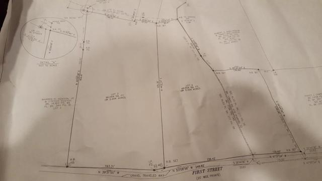Lot 3 First Street, Brimfield, MA 01010 (MLS #72516190) :: Team Tringali