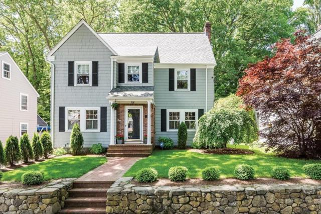 296 Russett Rd, Brookline, MA 02467 (MLS #72516227) :: Vanguard Realty