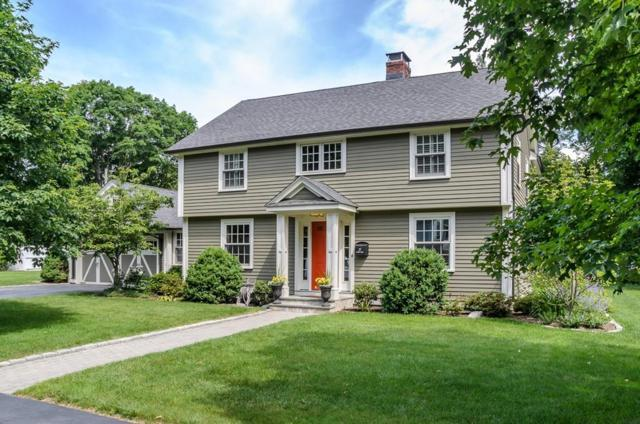 37 Shirley Rd, Wellesley, MA 02482 (MLS #72516255) :: The Gillach Group