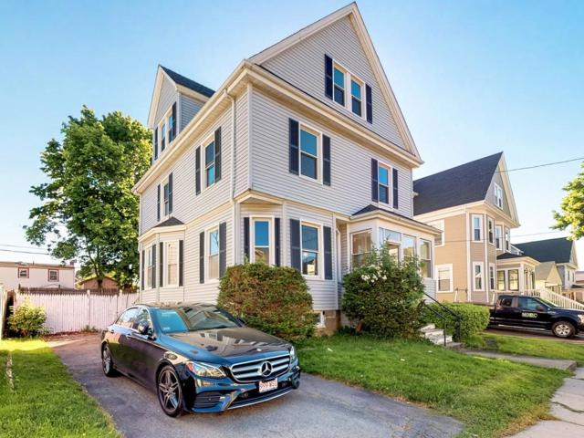 18 Westover St, Boston, MA 02132 (MLS #72516321) :: The Russell Realty Group