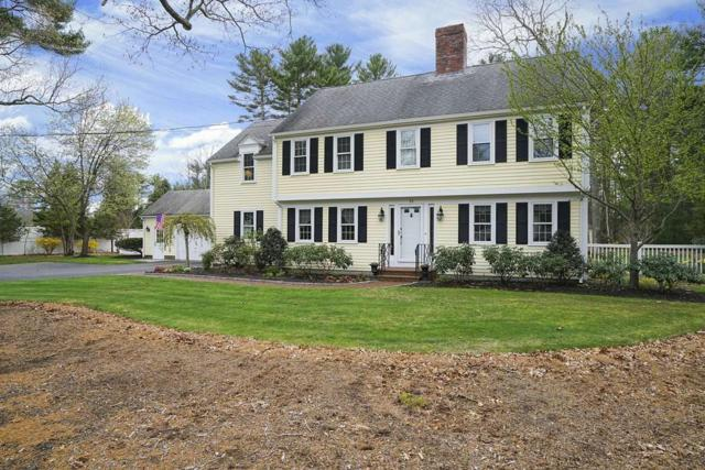 58 Evergreen St, Duxbury, MA 02332 (MLS #72516371) :: The Russell Realty Group