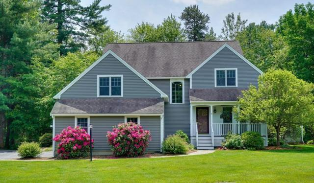 5 Grace Path #5, Acton, MA 01720 (MLS #72516427) :: Trust Realty One