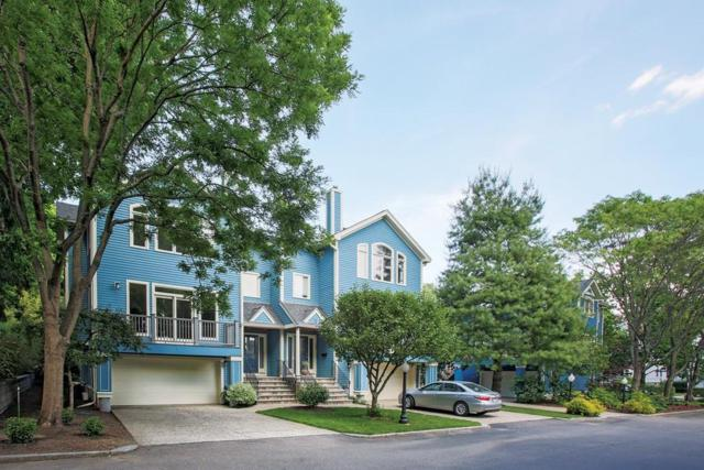 1589 Centre St #8, Newton, MA 02461 (MLS #72516577) :: Kinlin Grover Real Estate