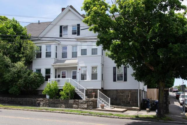 62 Highland Ave #2, Salem, MA 01970 (MLS #72516589) :: Exit Realty