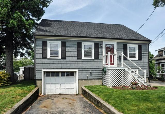 20 Glenrose Ave, Braintree, MA 02184 (MLS #72516734) :: DNA Realty Group