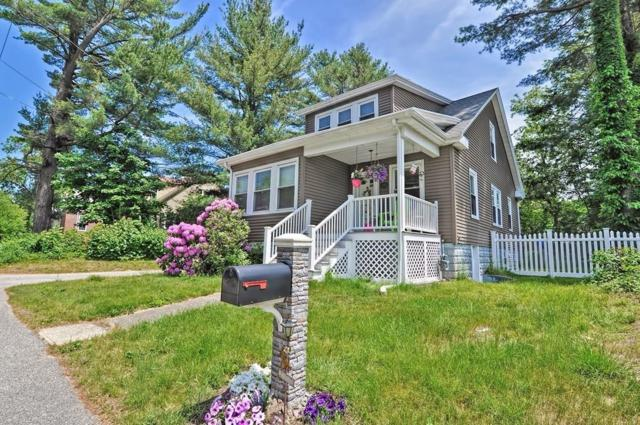 158 South Main Street, Sharon, MA 02067 (MLS #72516861) :: The Russell Realty Group