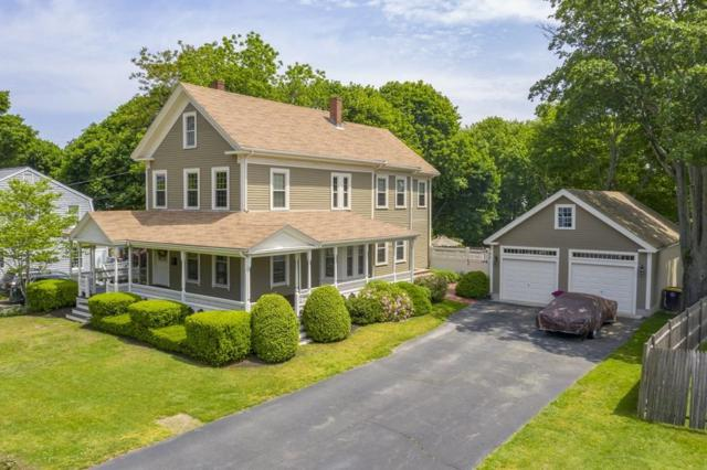 29 Lovell St, Weymouth, MA 02191 (MLS #72517061) :: Charlesgate Realty Group