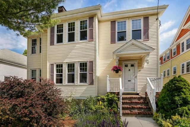 107 Bynner St #2, Boston, MA 02130 (MLS #72517180) :: The Russell Realty Group