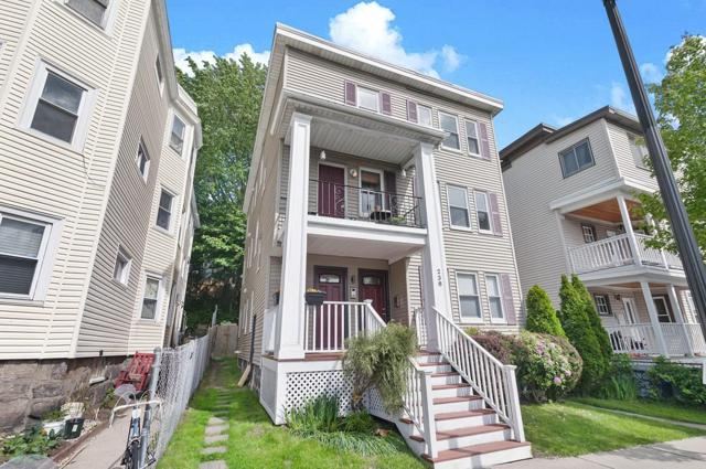 238 Hyde Park Avenue #2, Boston, MA 02130 (MLS #72517267) :: Apple Country Team of Keller Williams Realty